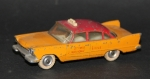 Dinky England Plymouth Plaza Taxi 1959 Metallmodell (4750)