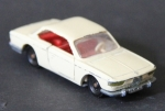 Siku BMW 2000 CS V266 Metallmodell 1967 (7556)